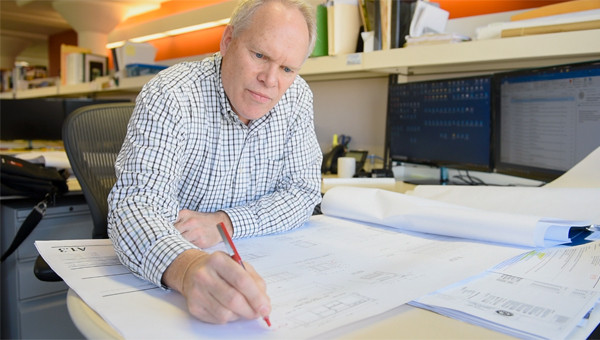Mike Harned, AIA - BR&P Architect & Partner