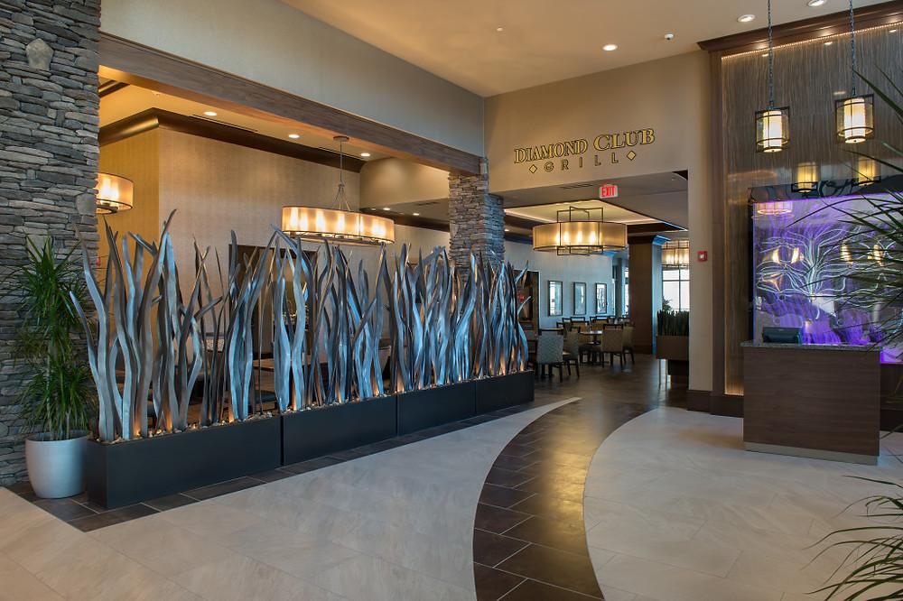 Saratoga Springs Embassy Suites Restaurant Entrance