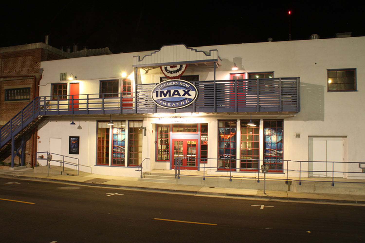 IMAX Theater at Cannery Row