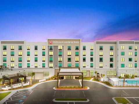 Hilton Garden Inn Harlingen Convention Center