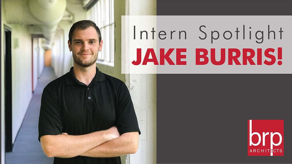 Intern Spotlight Jake Burris