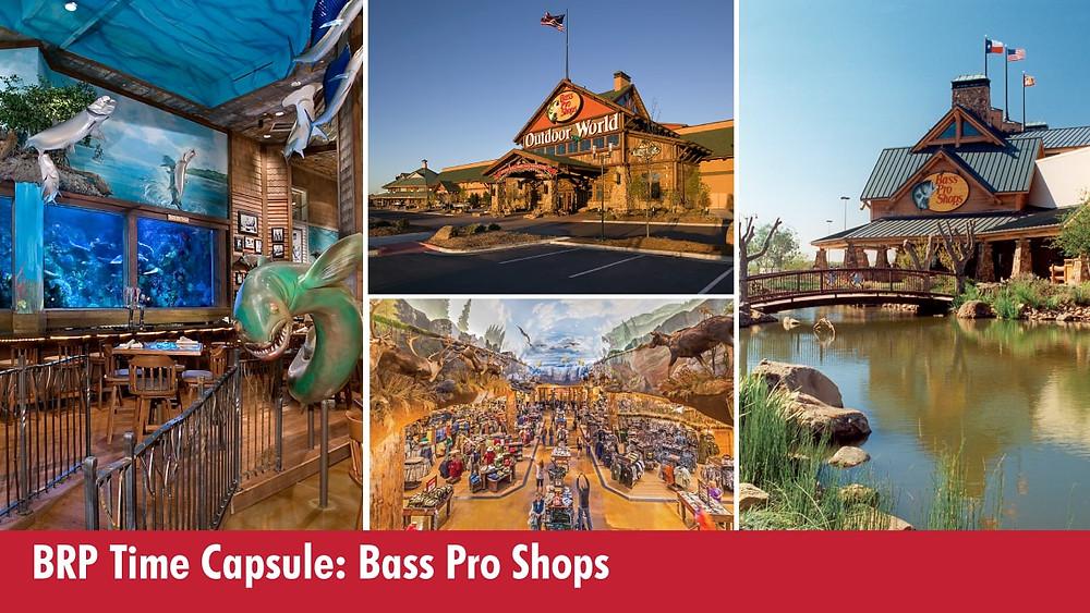 BRP Time Capsule Bass Pro