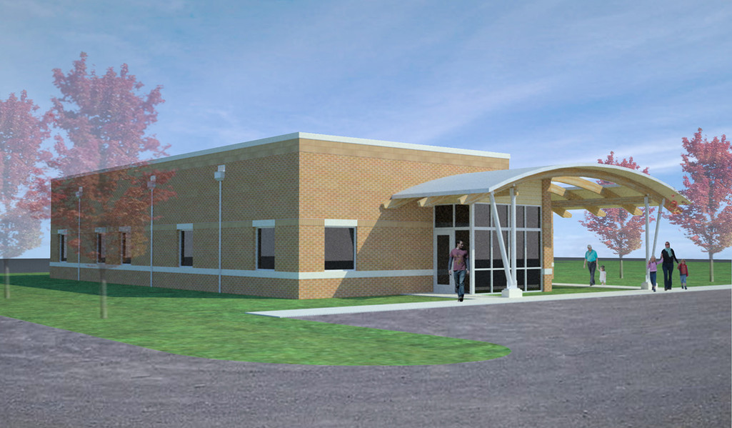 McCune Brooks Medical Office Building