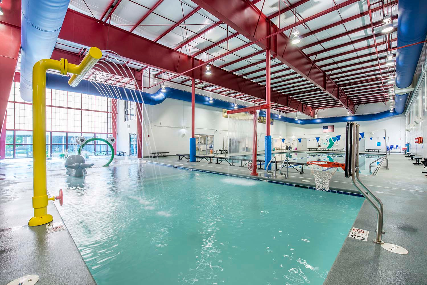 Jones YMCA Pool Renovation