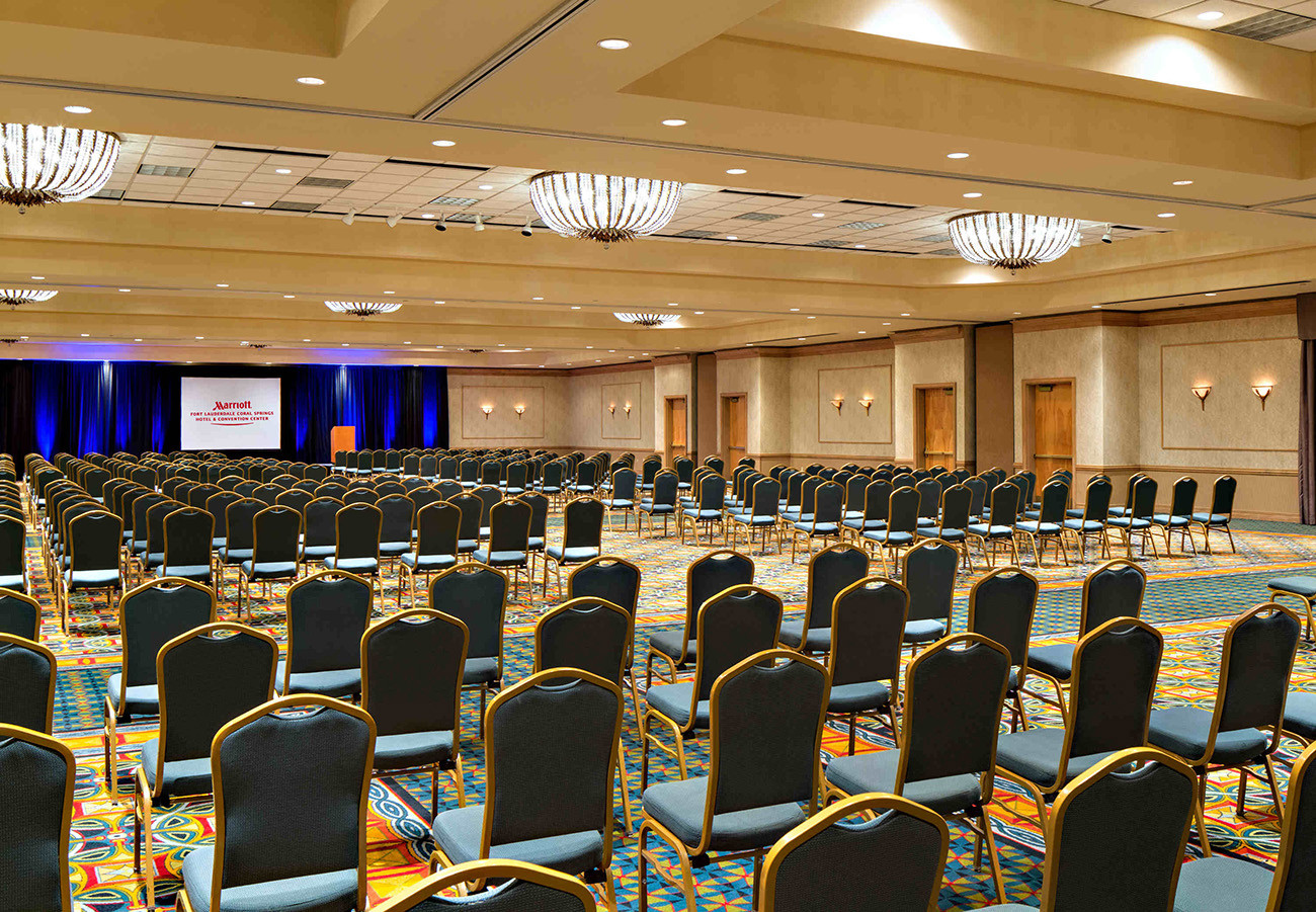 Fort Lauderdale Marriott Coral Springs Hotel, Golf Club & Convention Center