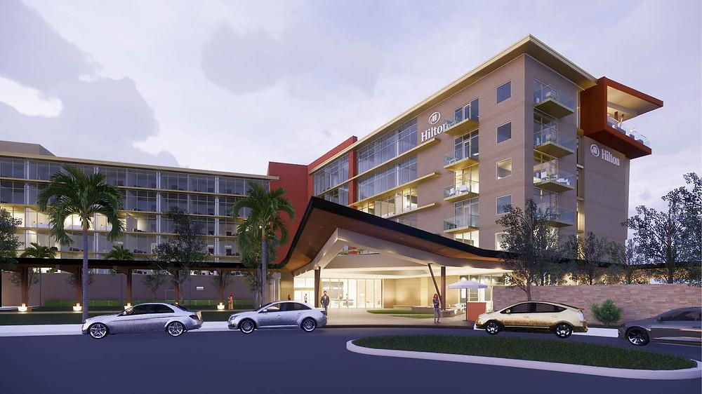 Cavasson Hilton Hotel, Scottsdale, AZ