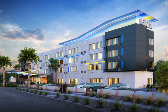 Aloft - Glendale, AZ - Hotel Design Trends
