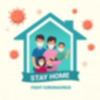 corona-virus-covid-19-campaign-stay-home