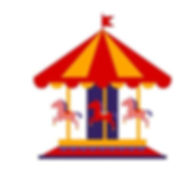 amusement-park-icons-set-of-flat-design-