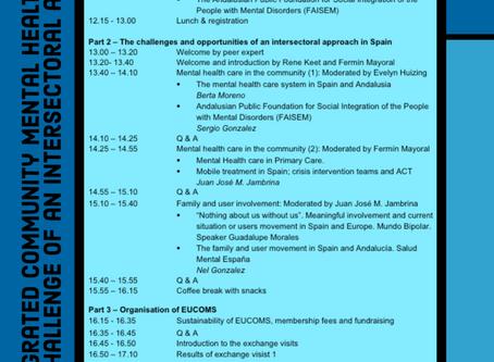 Det femte nettverksmøte i EUCOMS