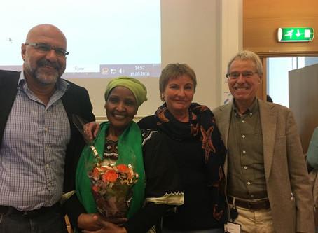 OXLO foredrag med Safia Abdi