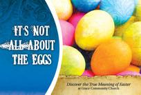 Easter Card EC2113