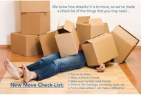 New Mover Postcard NM2129