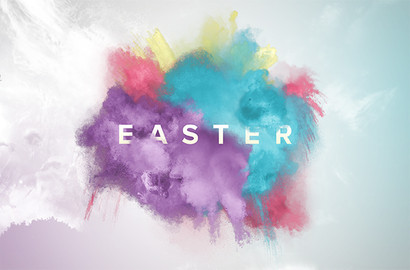 Easter Card EC2107