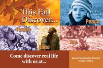 Fall Postcard FP2122