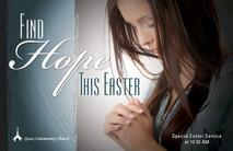 Easter Card EC2122