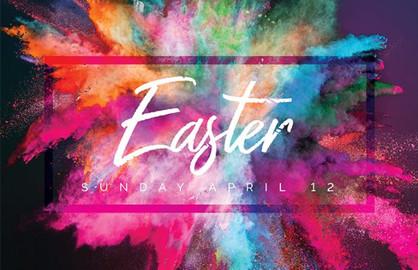 Easter Card EC2106