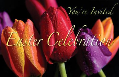 Easter Card EC2133