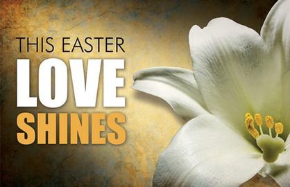 Easter Card EC2110