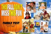 Fall Postcard FP2125