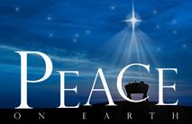 Christmas Church Postcard 2115