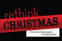 Christmas Church Postcard 2113