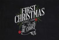 Christmas Church Postcard 2132