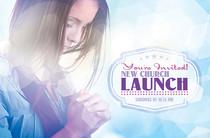 Church Launch Card CL2126