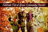 Fall Postcard FP2109