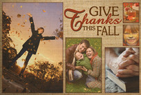Fall Postcard FP2108