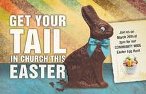 Easter Card EC2108