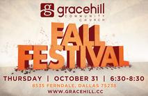 Fall Church Postcards