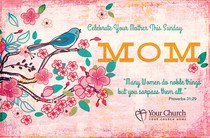 Mother's Day Card MD2115