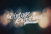 Christmas Church Postcard 2111