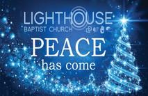 Christmas Church Postcard 2117