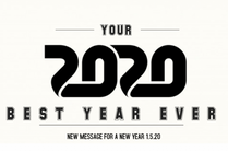 New Year's Card NY2115