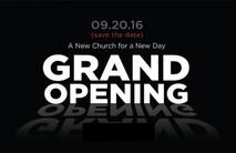 Church Launch Card CL2117