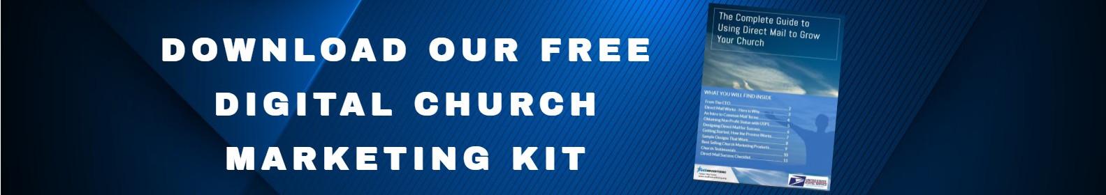 church marketing kit
