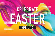 Easter Card EC2104