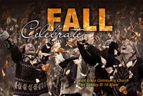 Fall Postcard FP2103