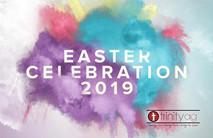 Easter Card EC2127