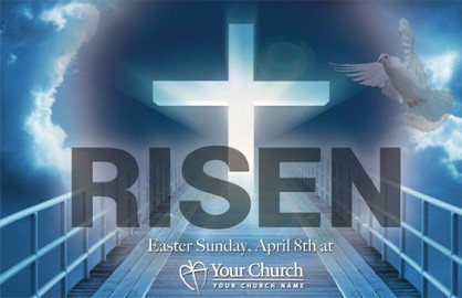 Easter Card EC2117