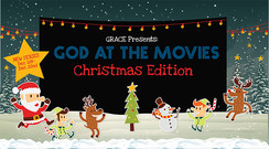 Christmas Church Postcard 2112