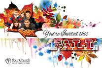 Fall Postcard FP2121