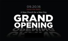 Church Launch Card CL2113