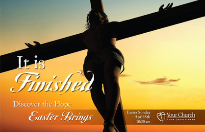 Easter Card EC2128