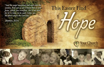 Easter Card EC2118