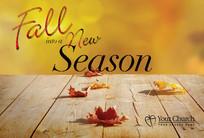 Fall Postcard FP2114