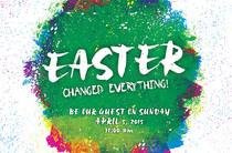 Easter Card EC21115