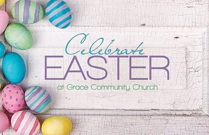 Easter Card EC2102